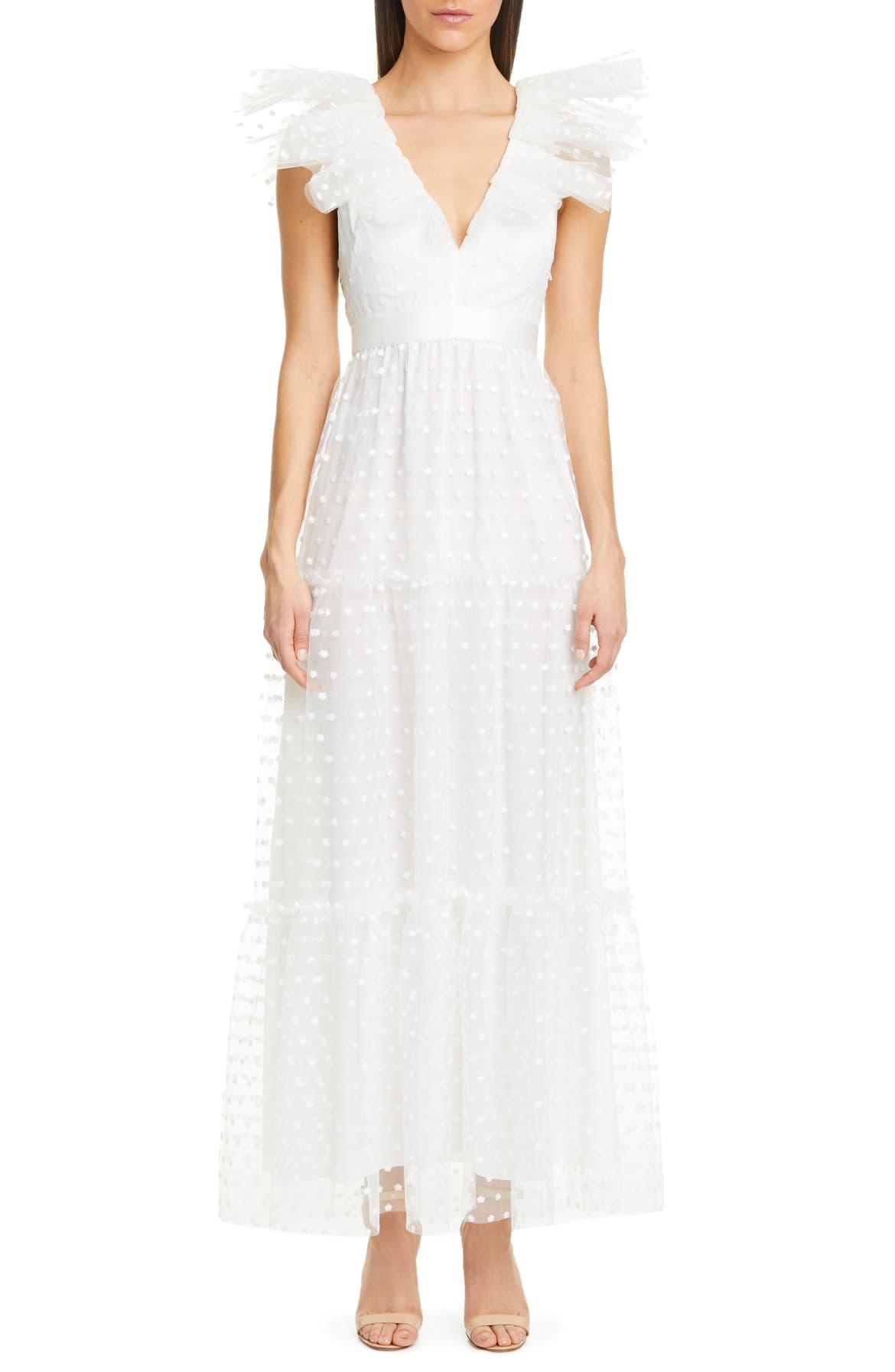 Ready to ship wedding dress