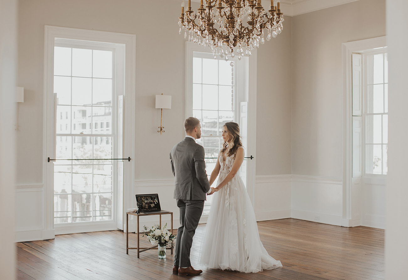 Covid 19 Hochzeit