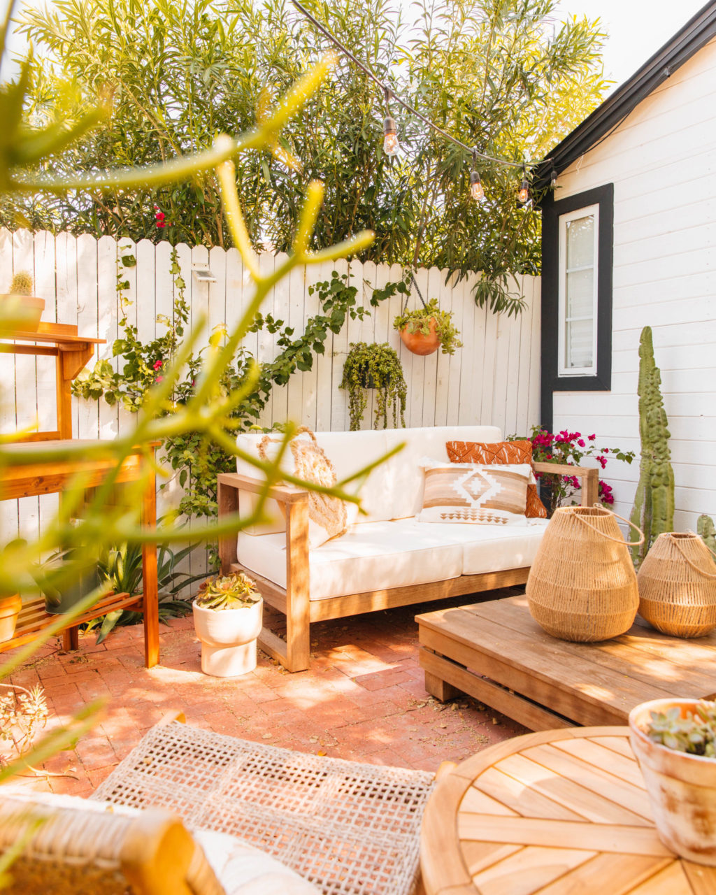 Boho Patio Decor Ideas