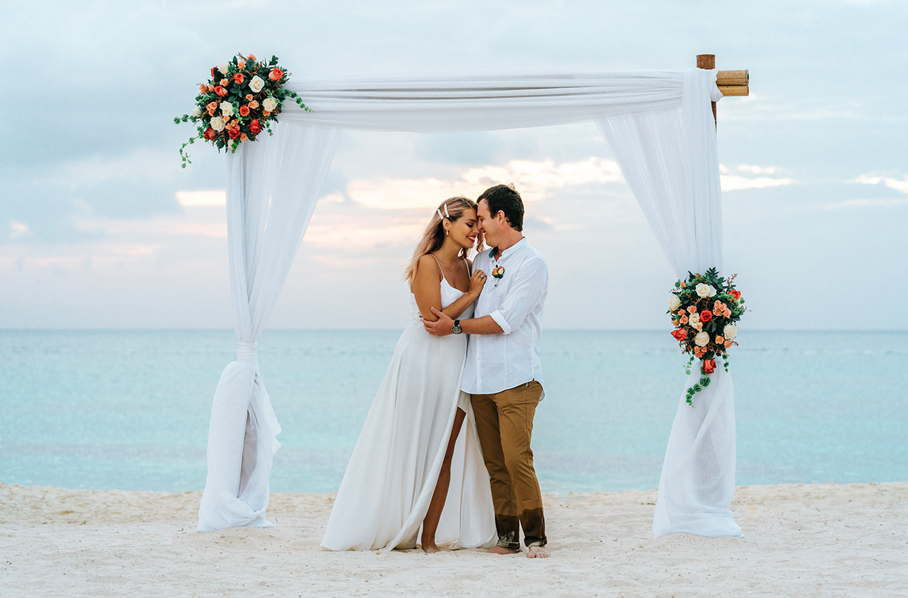 Aruba Destination Wedding