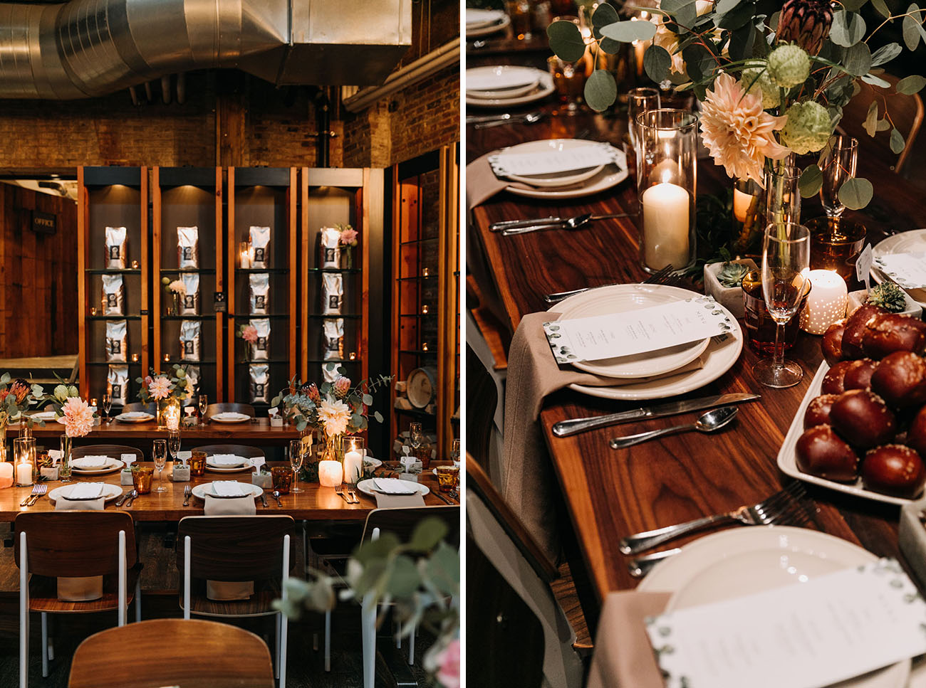 La Colombe Coffee Wedding