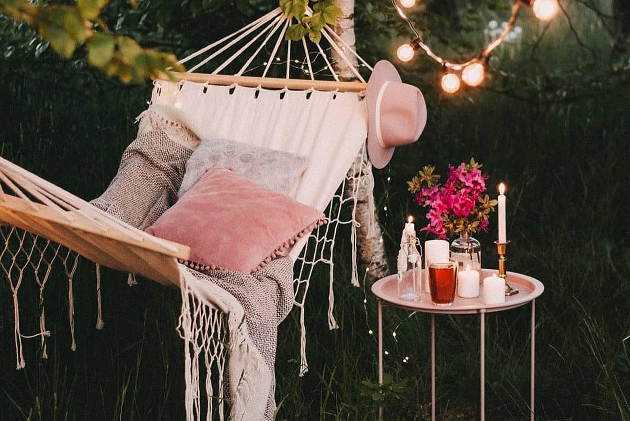 best boho hammocks