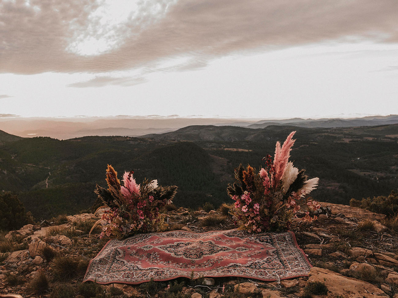 Sierra Calderona National Park Elopement