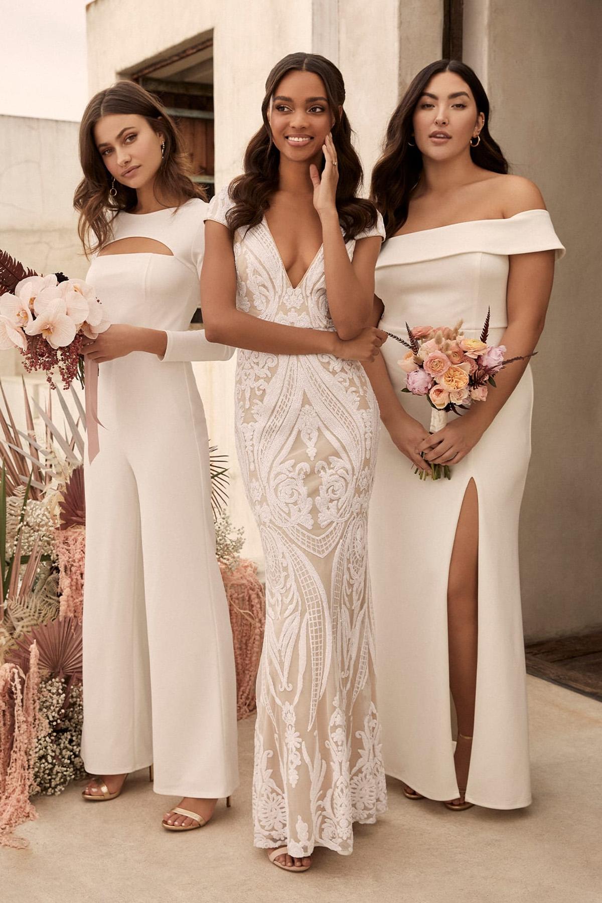 lulus wedding dress you can buy now