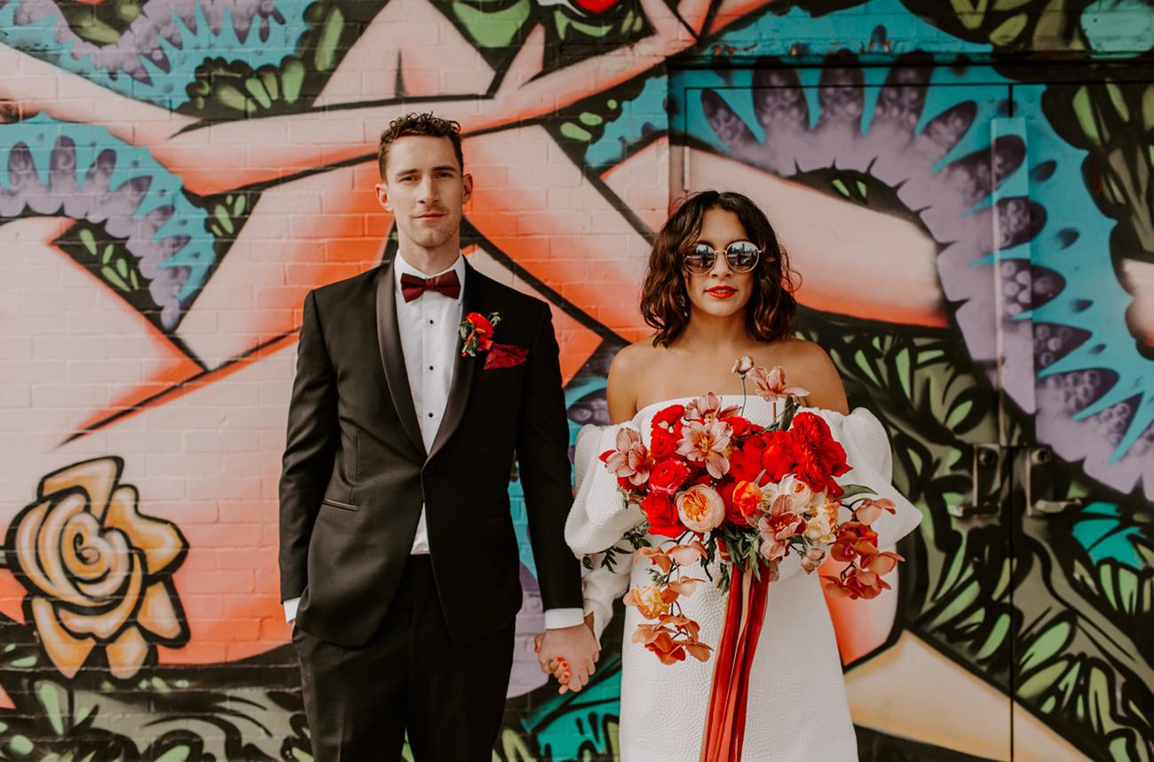 round wedding sunglasses