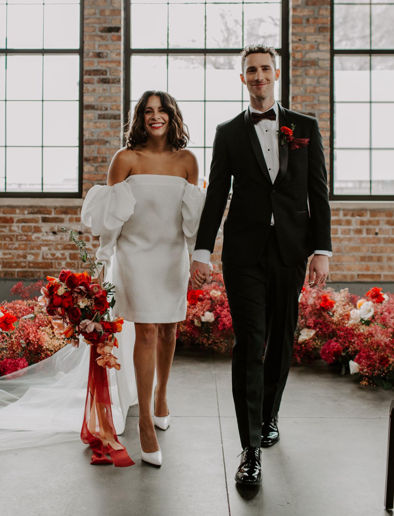 Short Wedding Dresses for Brides