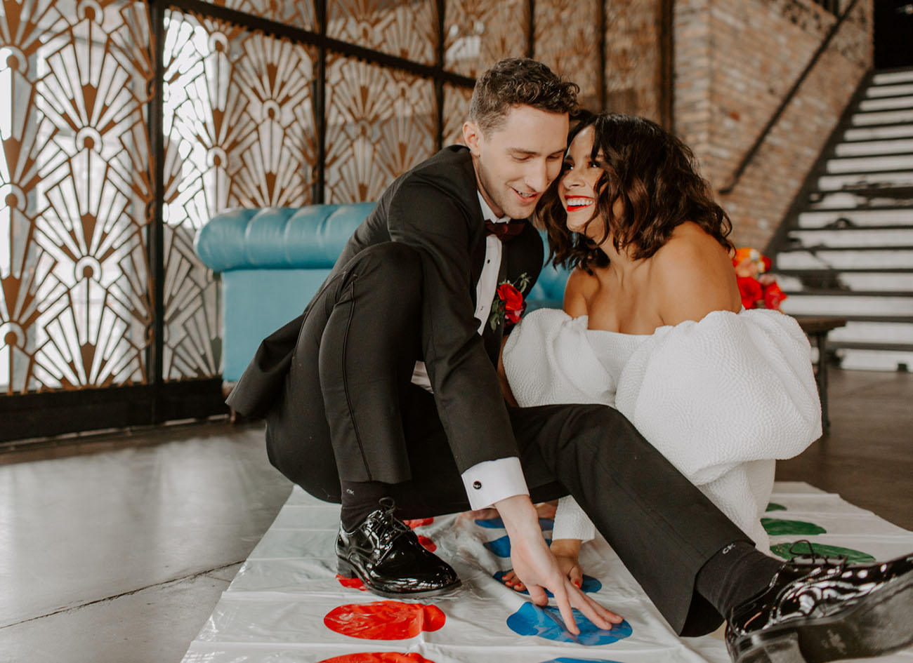 wedding twister