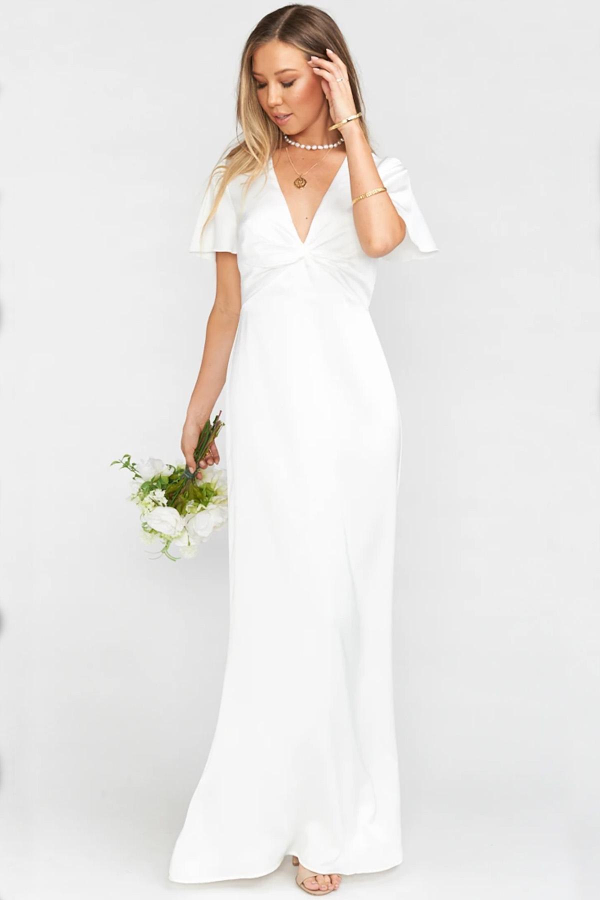 Show Me Your Mumu Wedding Dress