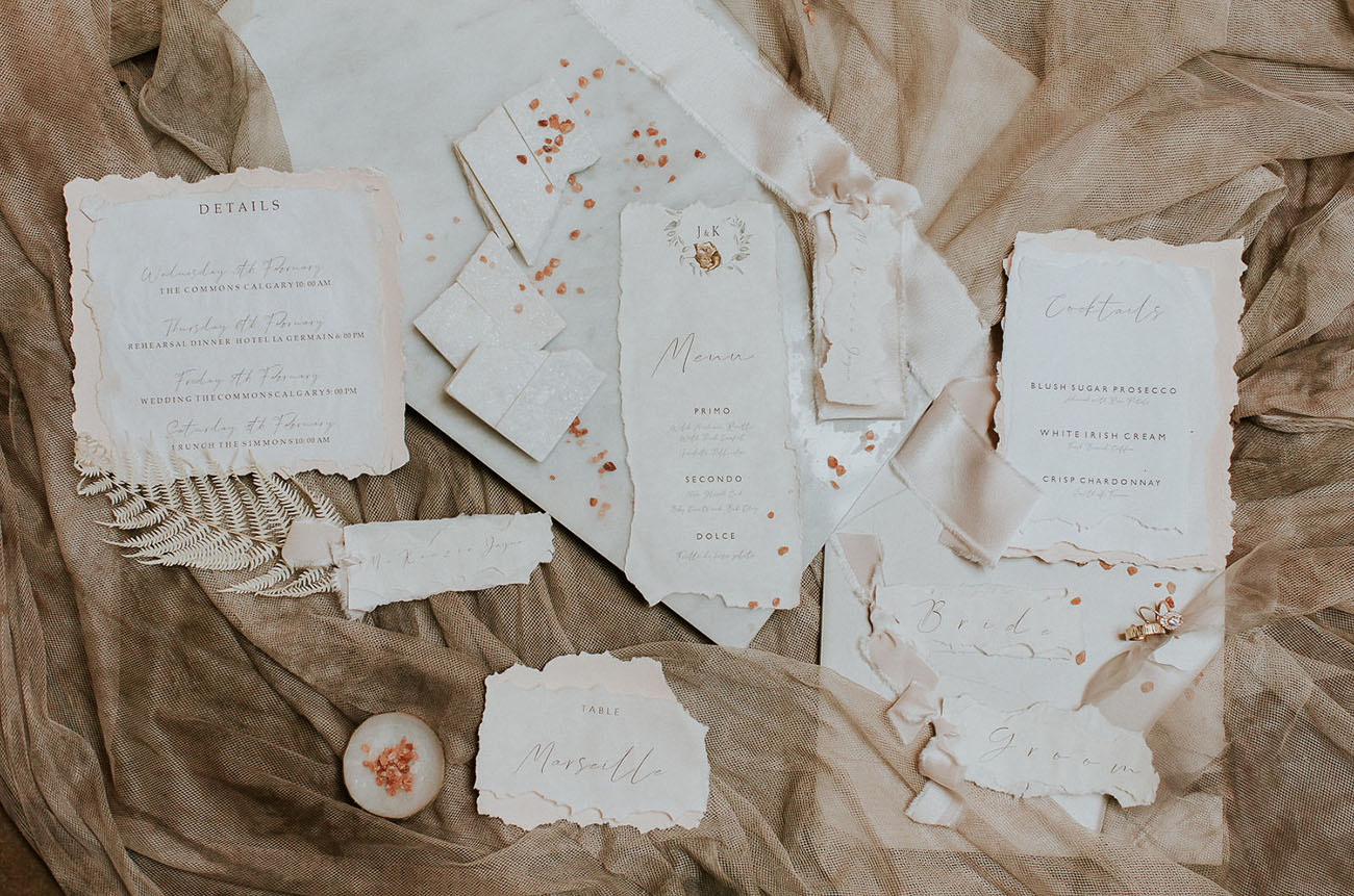 South of France Neutral Wedding Inspiration