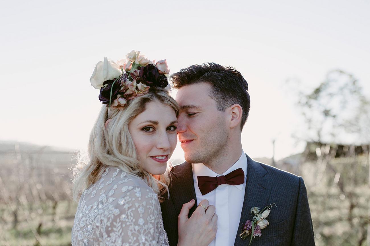 Spring Italian Wedding