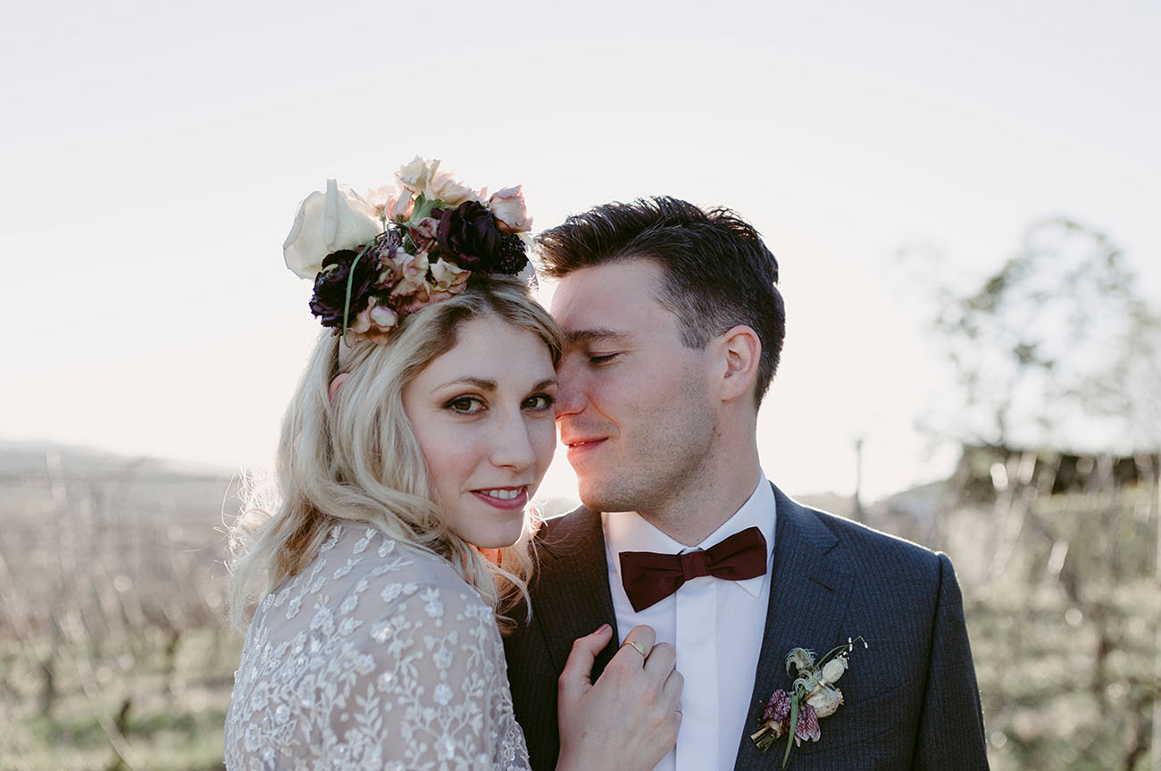 Mariage italien de printemps