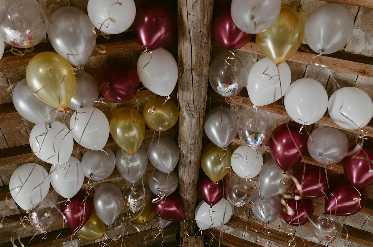 plafond ballon