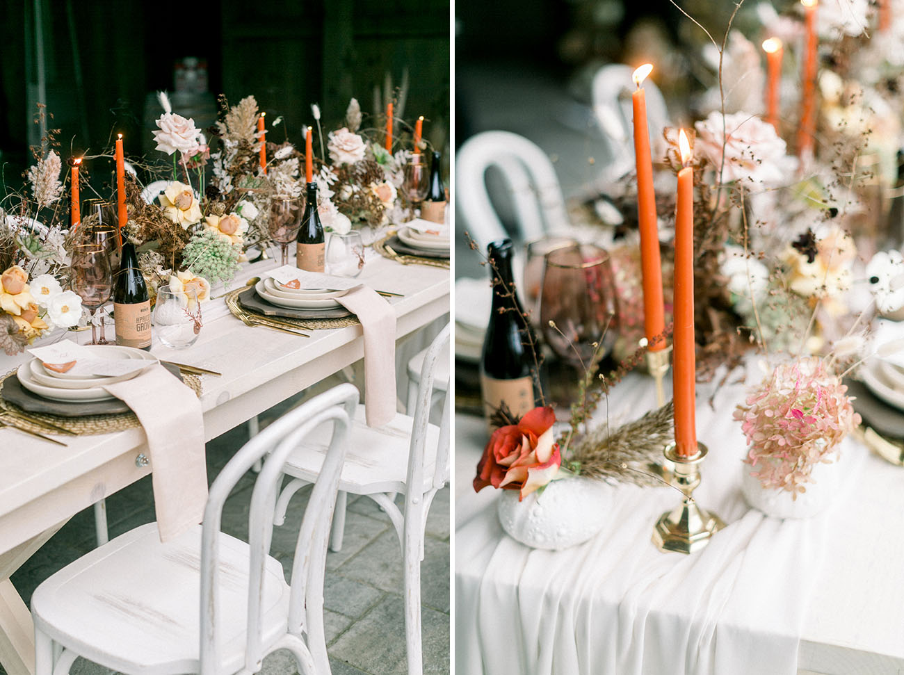 Terra Cotta Wedding Inspiration