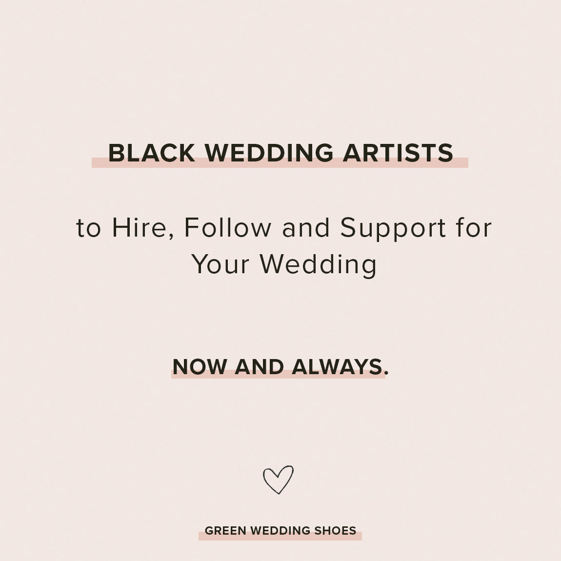 Black Wedding Professionals for your Wedding Day