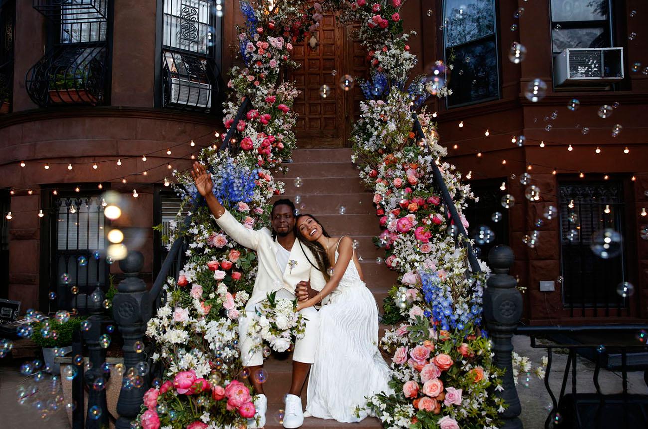 Elaine Welteroth Wedding
