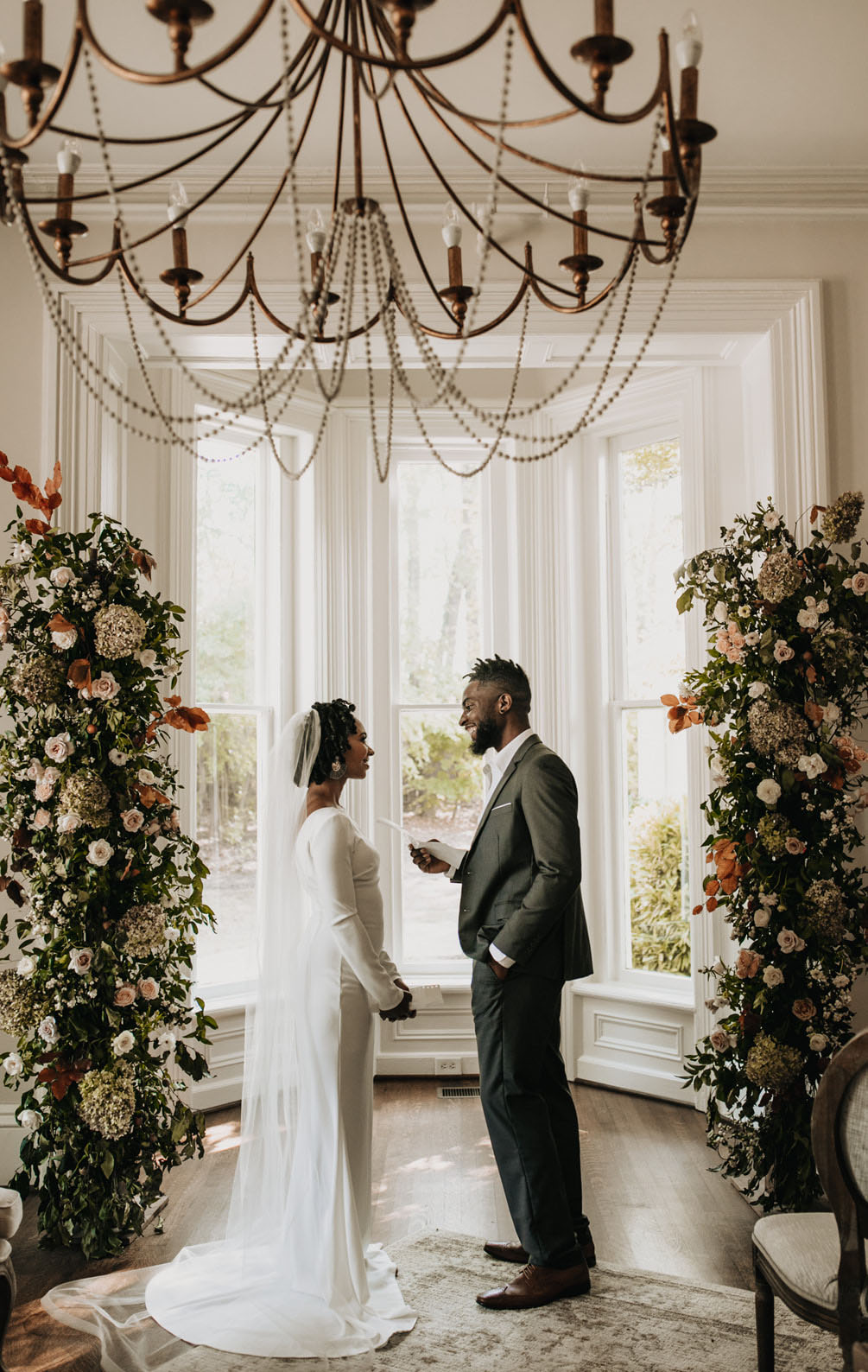 Home Wedding Inspiration
