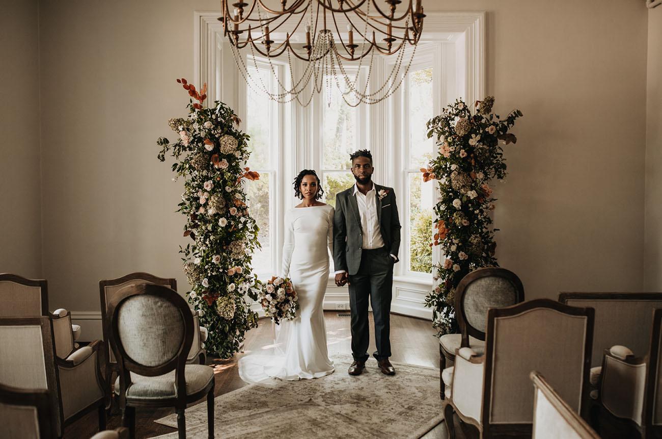 Home Wedding Inspiration
