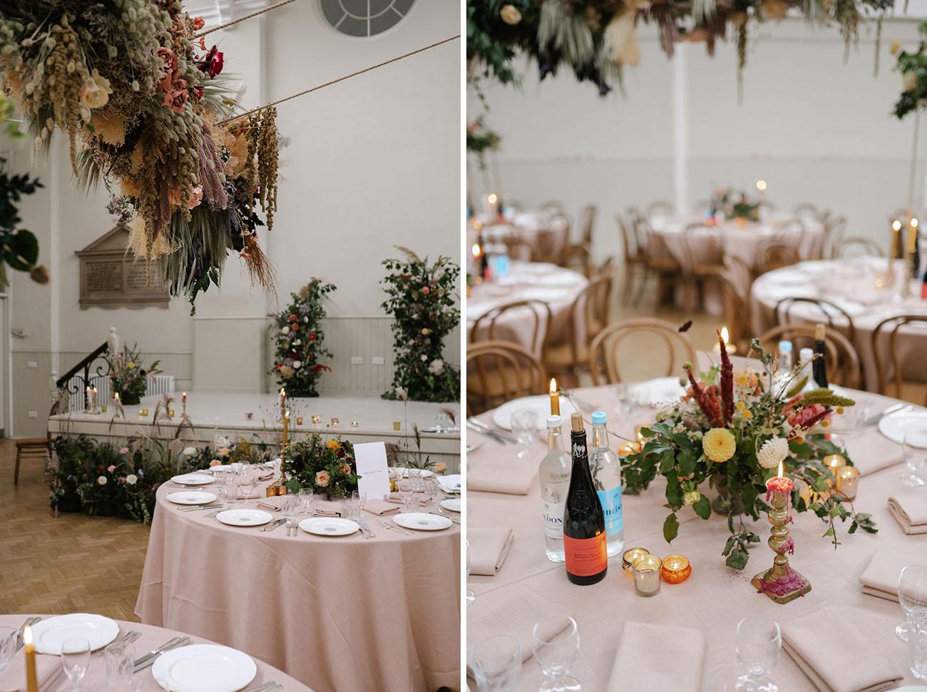 Floral London Wedding