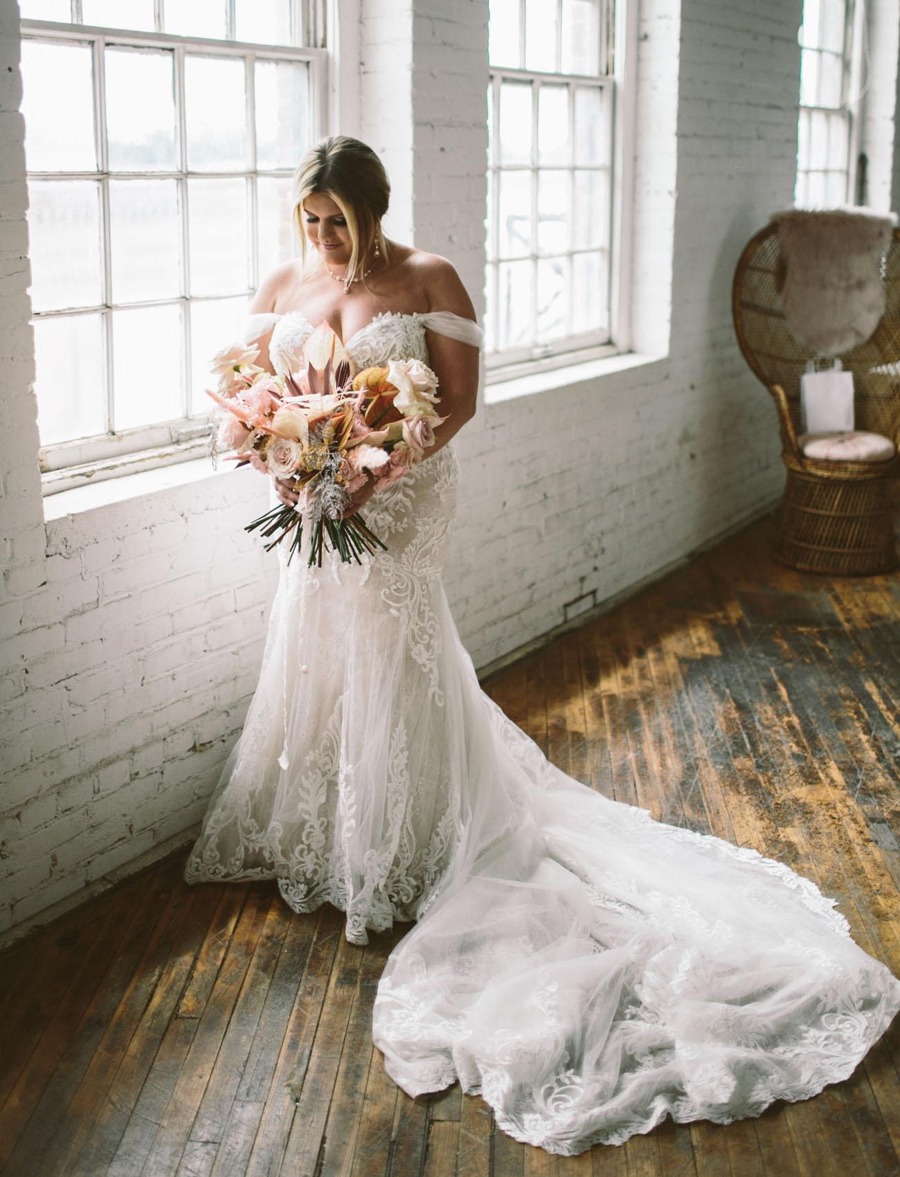 Beckers Bridal Dress