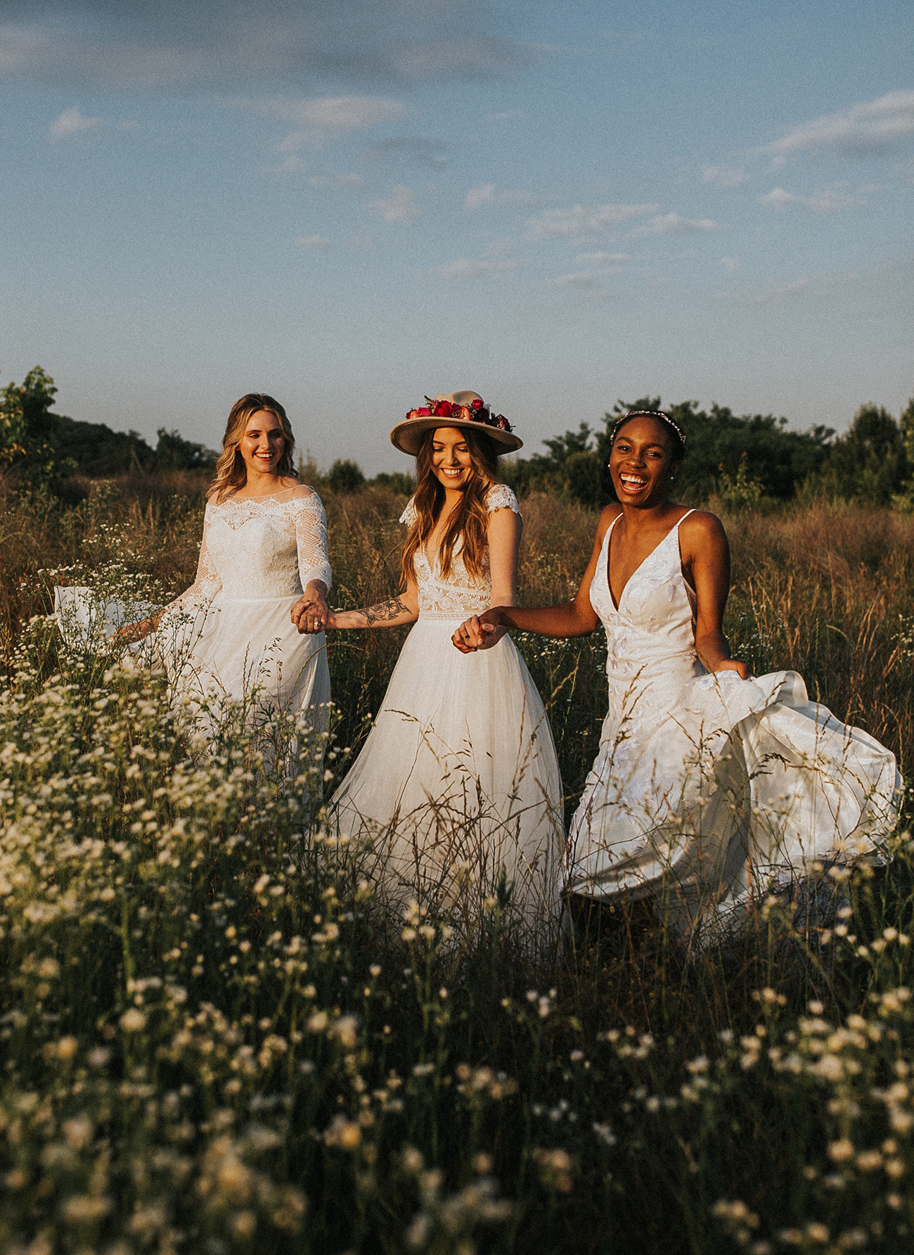 Meet Vow'd! A Fun New Bridal Brand for Fiscally-Sharp Brides