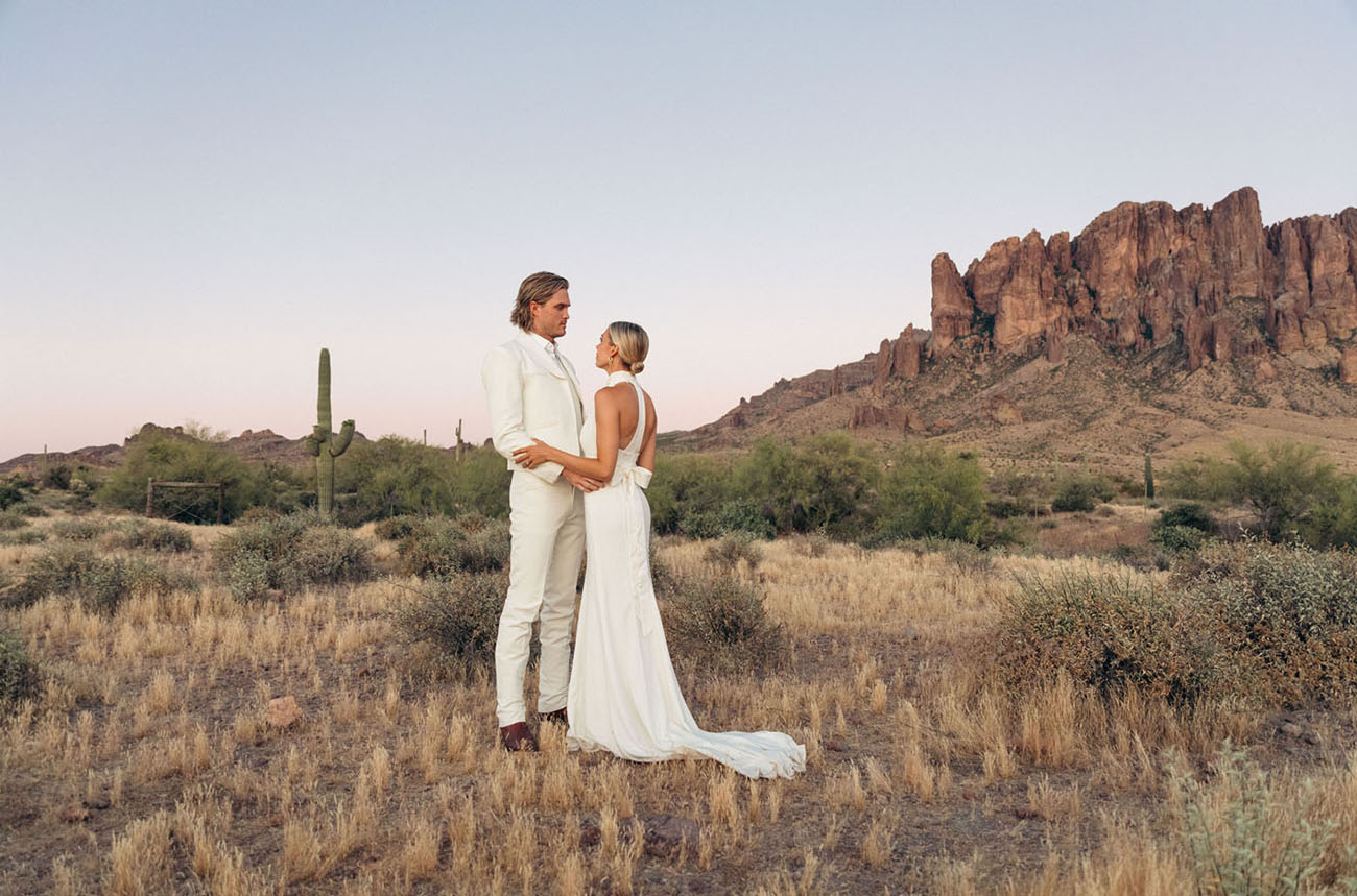 Arizona Desert Elopement