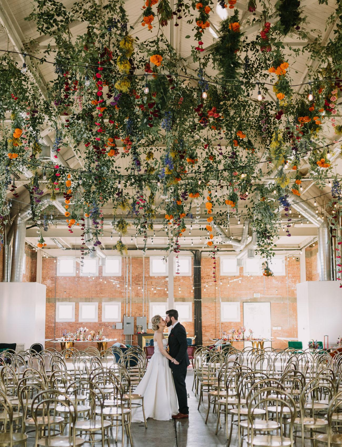Modern Glam San Diego Wedding