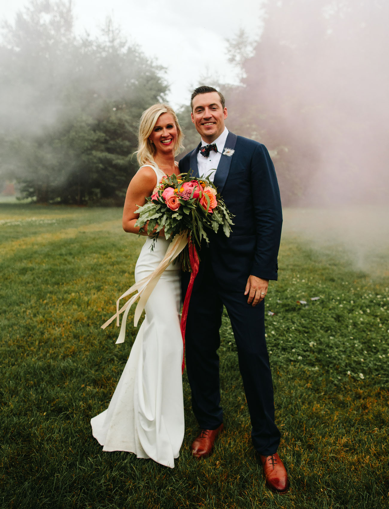 4th of July Vermont Wedding