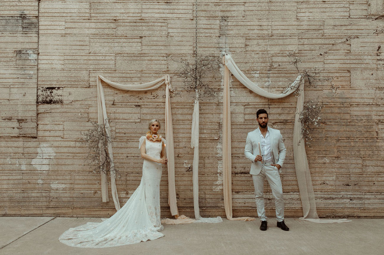Floral Boho Wedding Inspiration