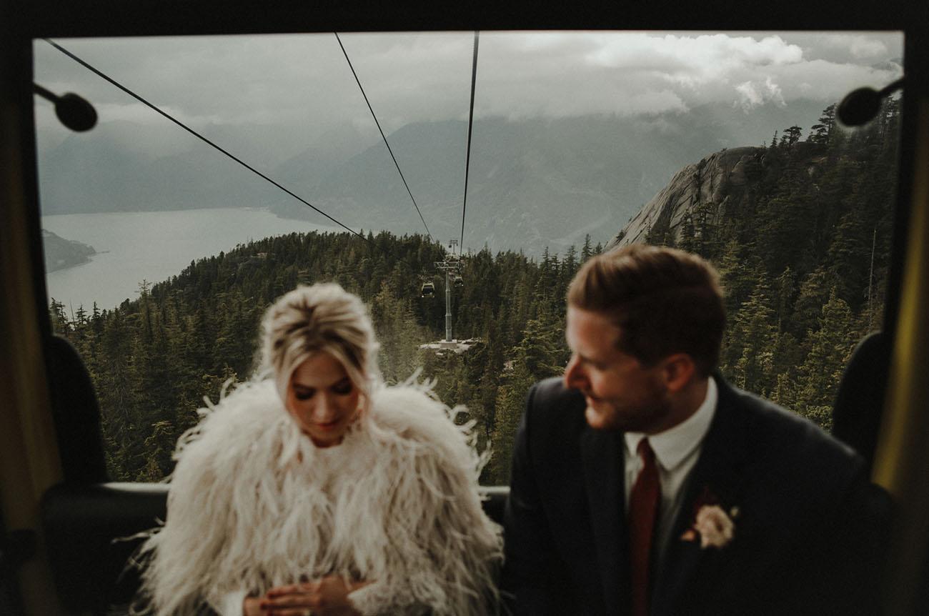 Canadian Mountain Wedding