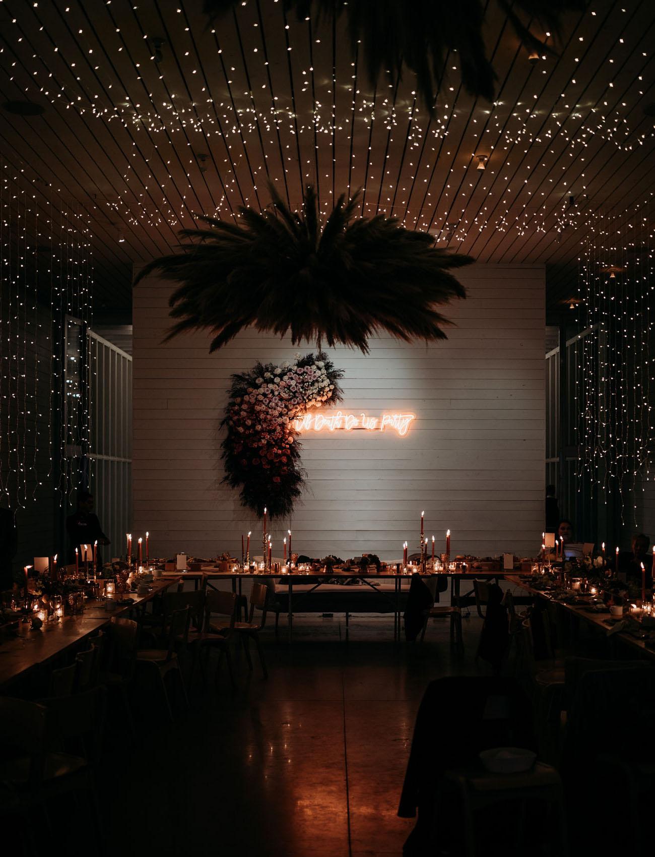 twinkle light reception