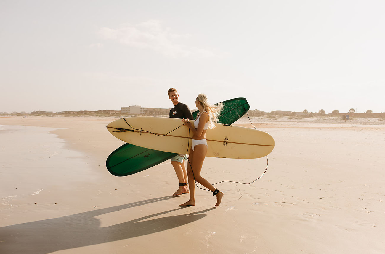 COVID-19 Surf Elopement