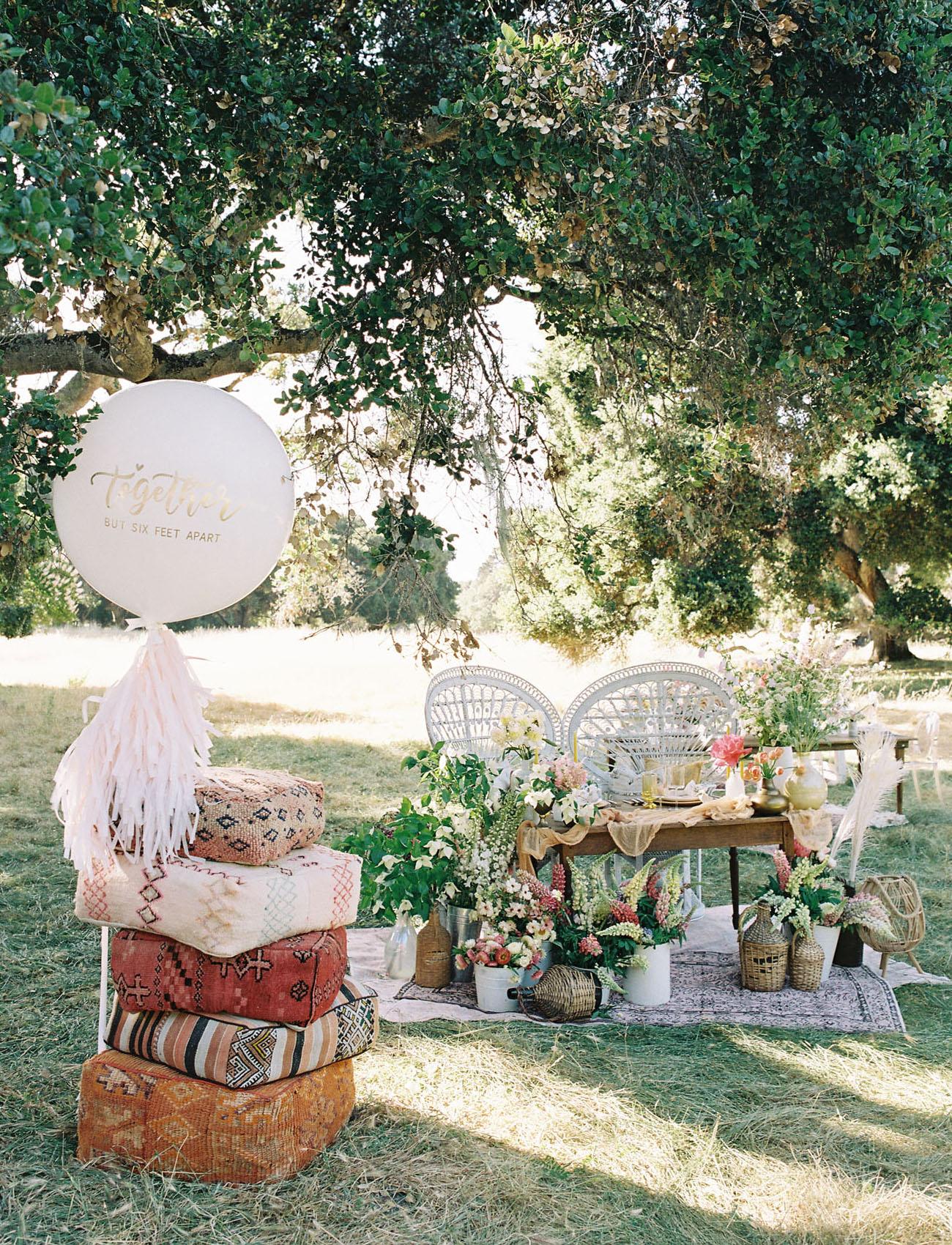 COVID-19 Inspired Wedding
