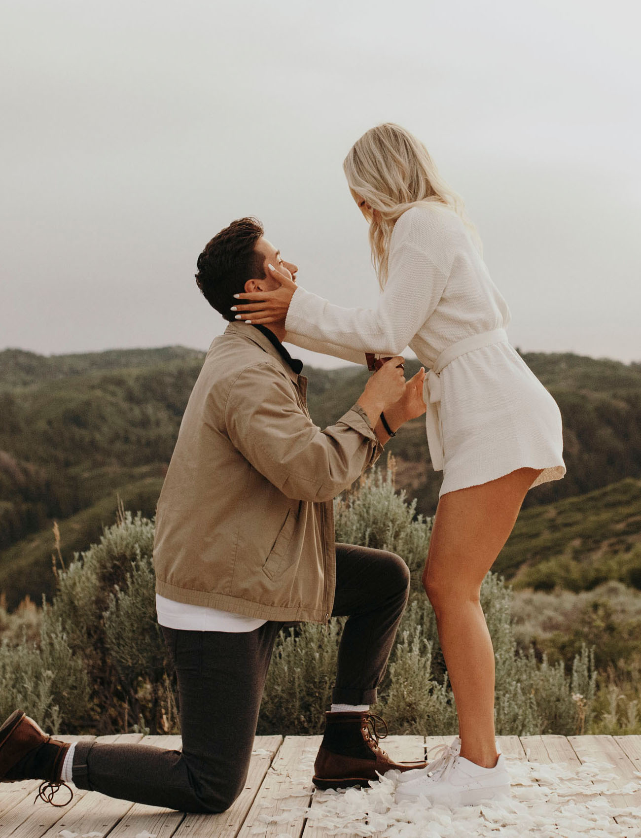 Whitney Simmons Proposal