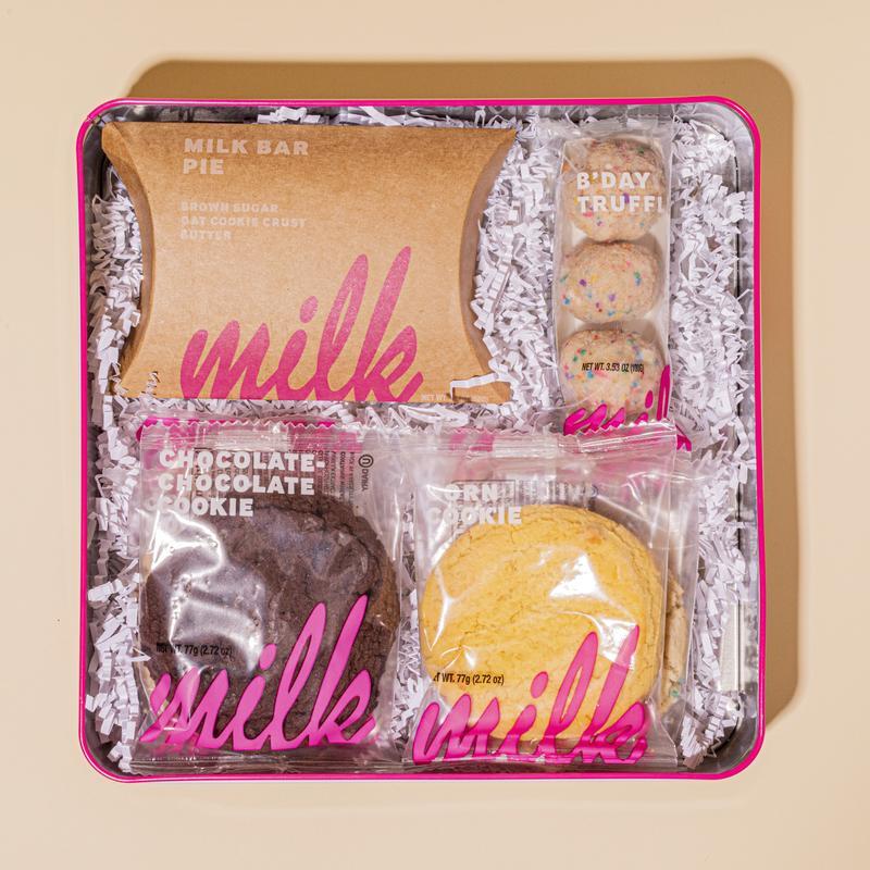 Milk Bar Sampler Gift Box