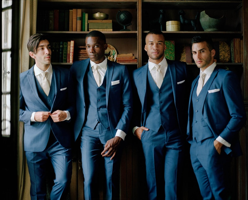 The A to Z Men's Formalwear Guide