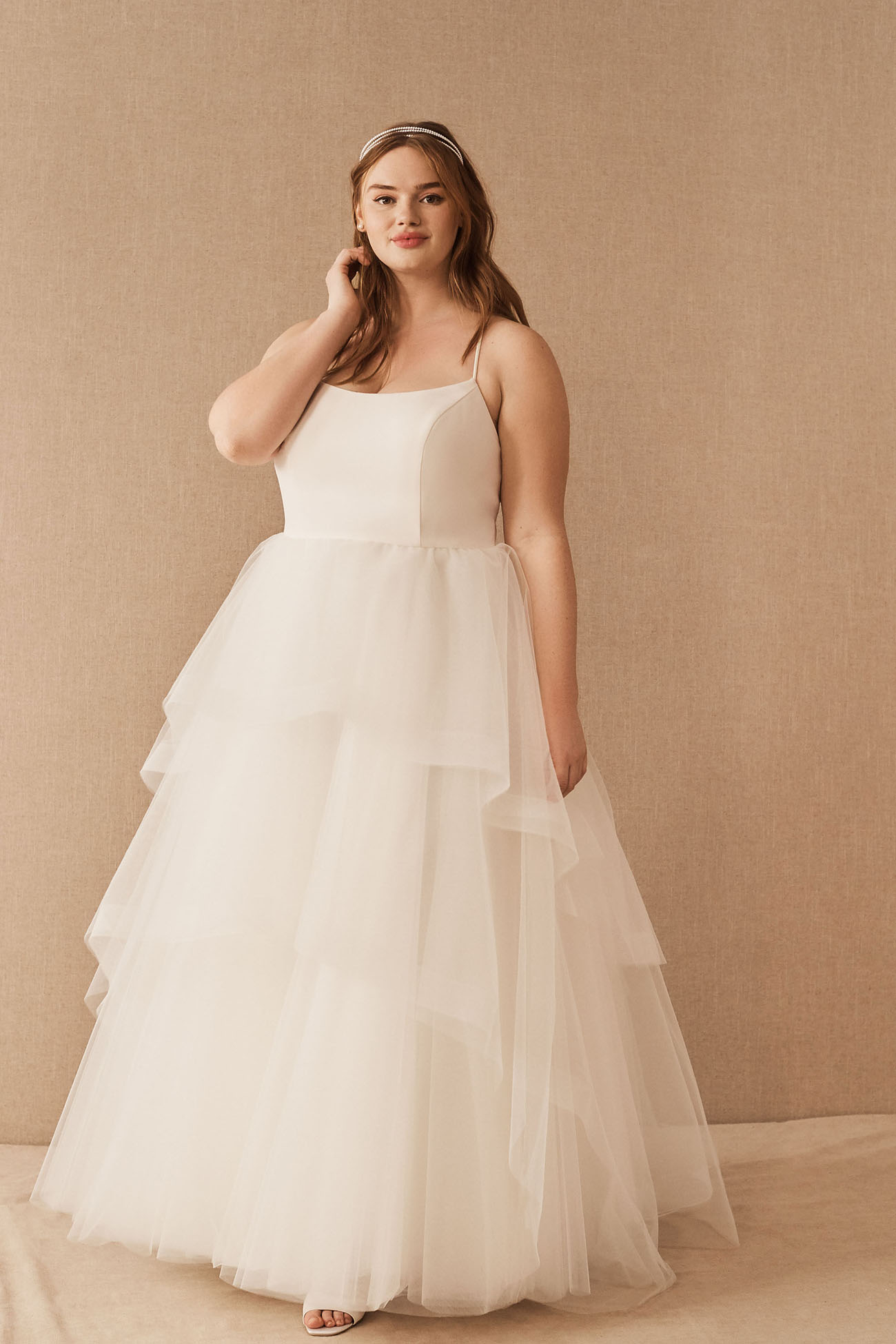 Cera Gown by BHLDN