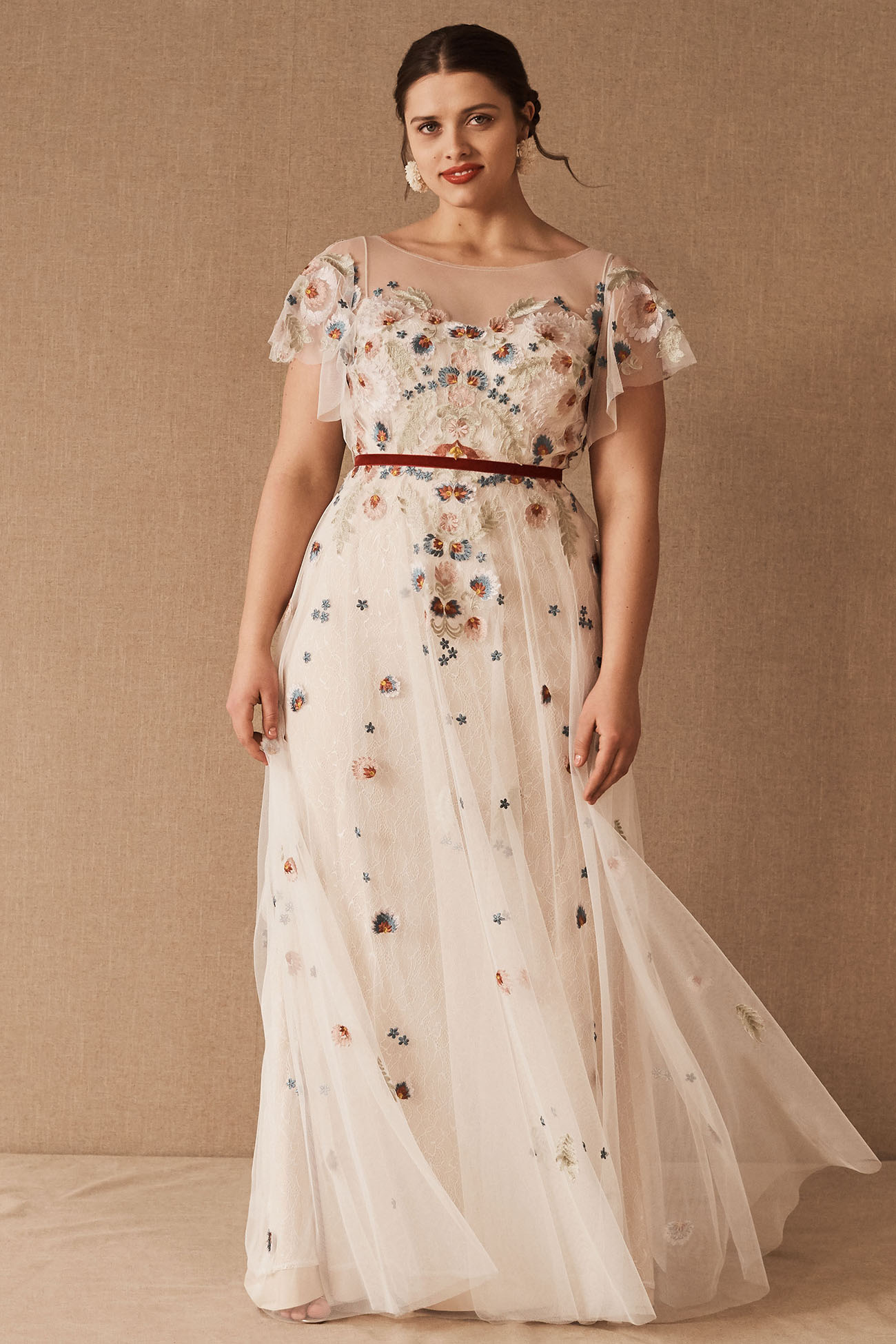 Heartleaf Gown for BHLDN