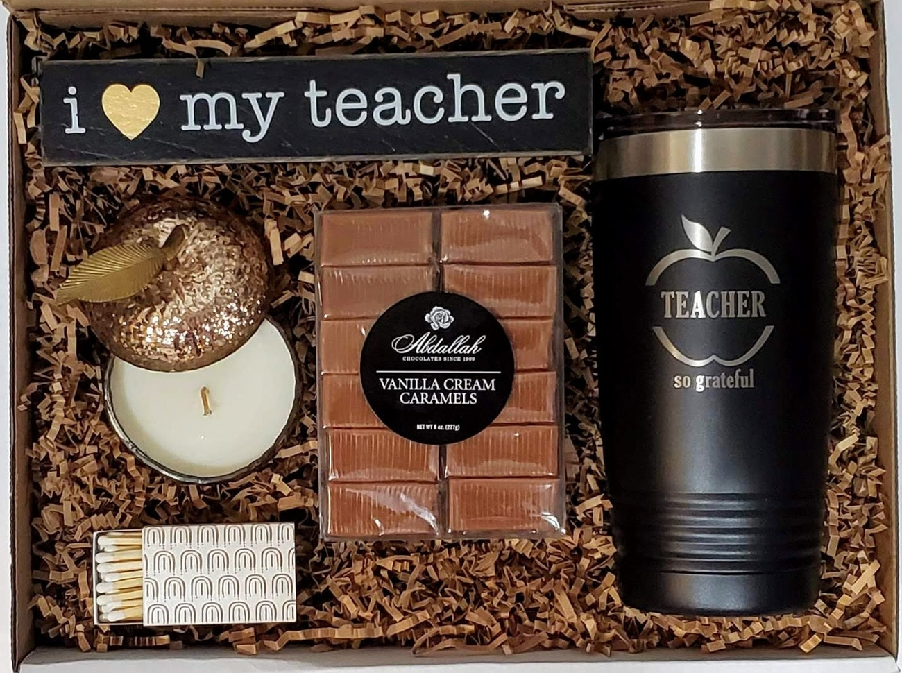 Teacher Appreciation Care Package