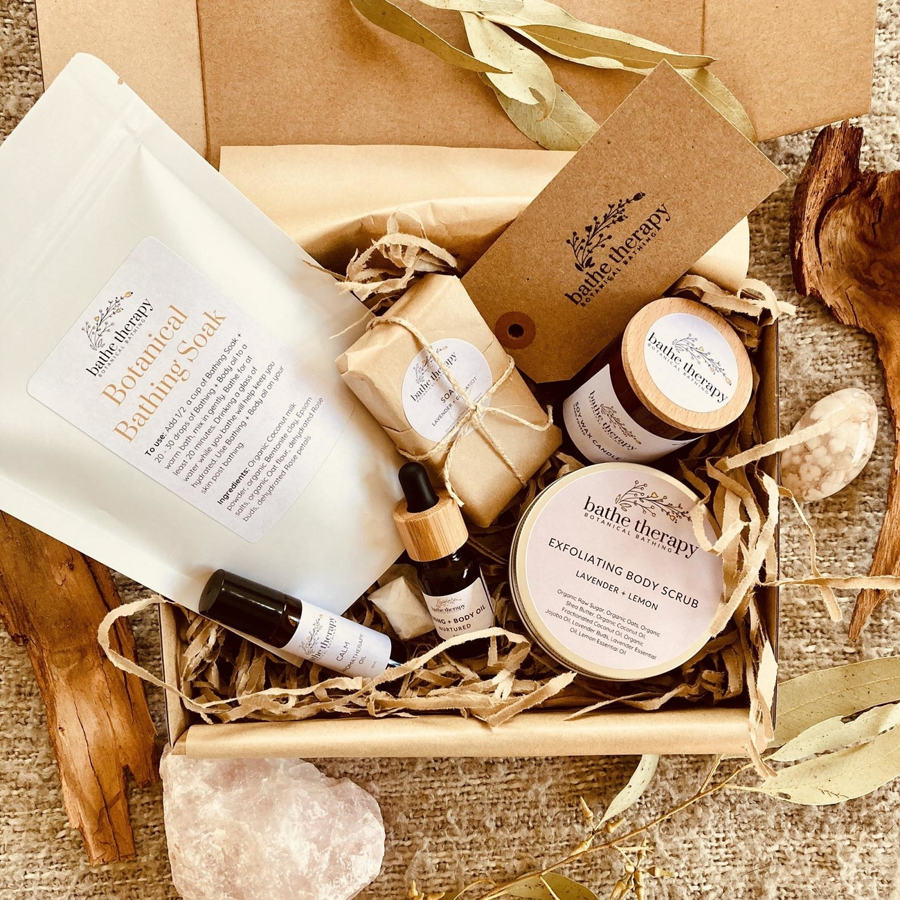 Self Care Pamper Gift Box