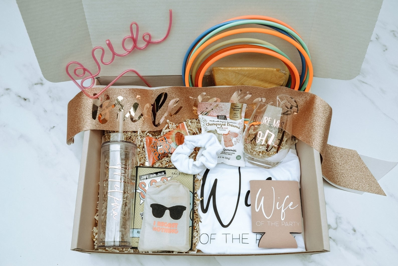 Care Package for the Bride