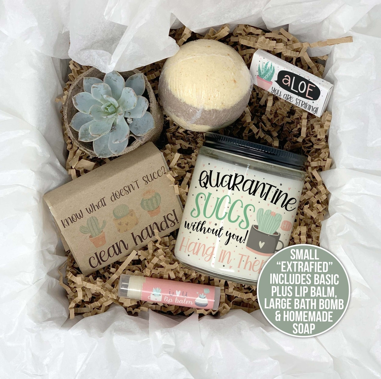 Quarantine Gift Set Care Package