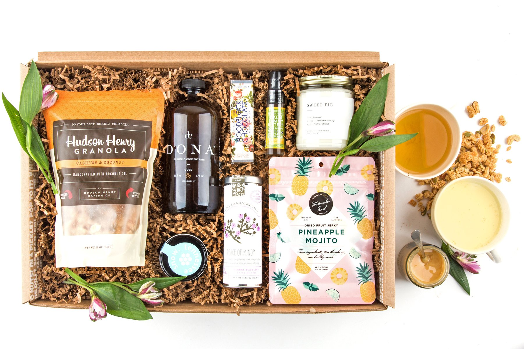 Wellness in a Box Care Package