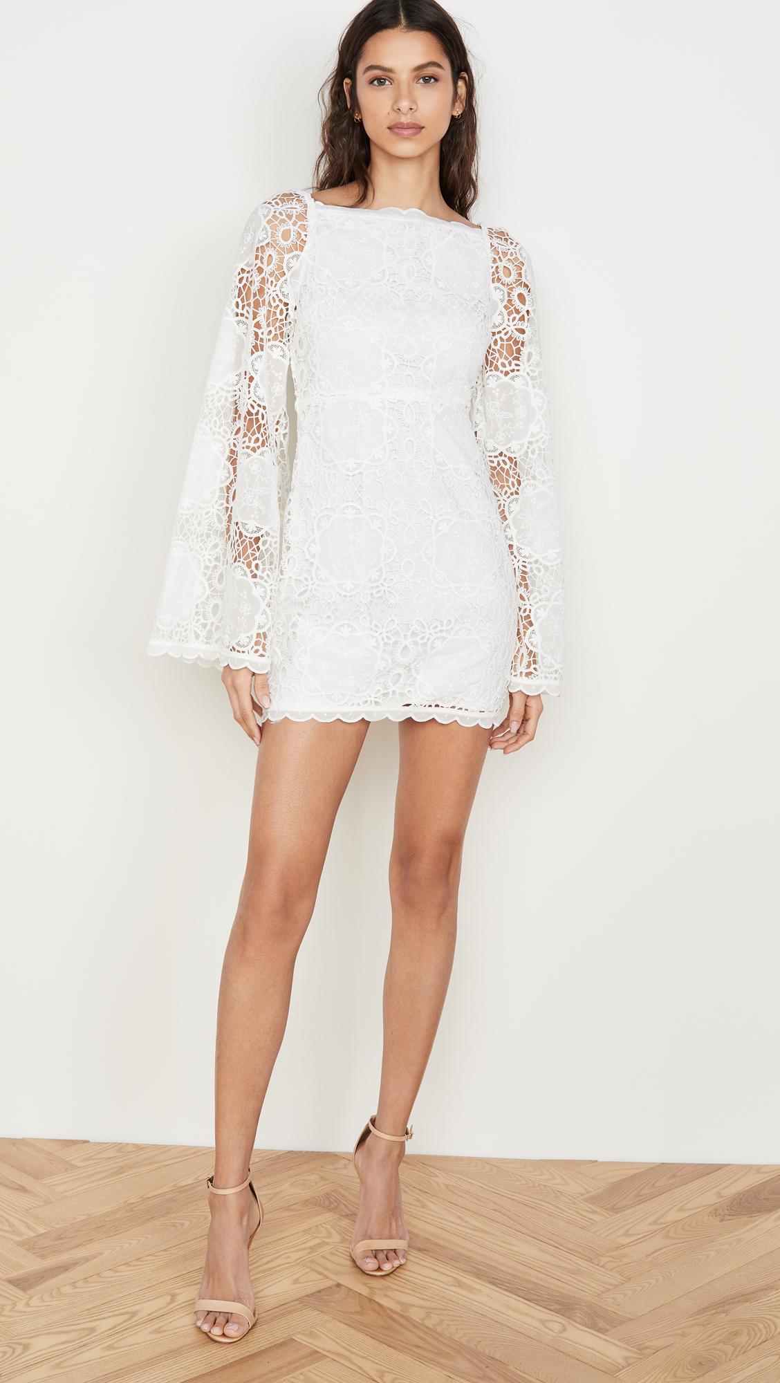 Boho Short Wedding Dresses
