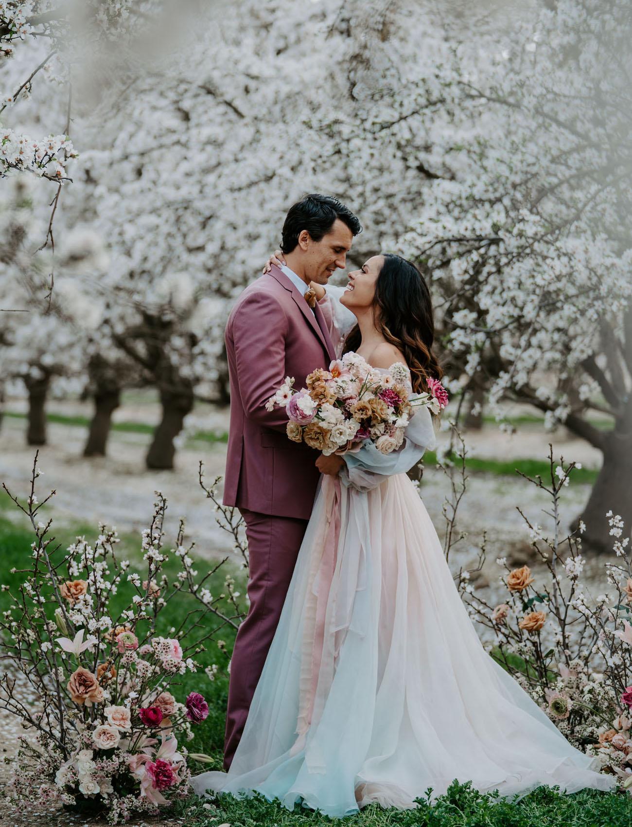 Cherry Blossom Wedding Inspiration