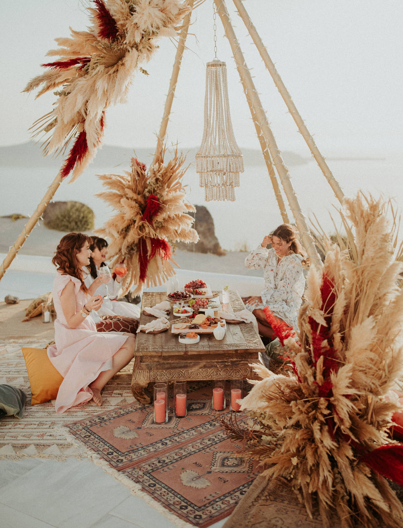 Destination Bridal Shower Inspiration