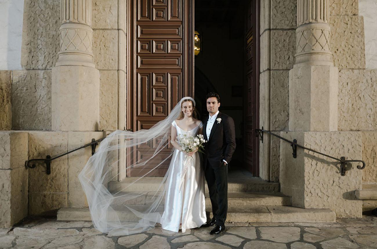 Sophia Coppola Inspired Santa Barbara Wedding