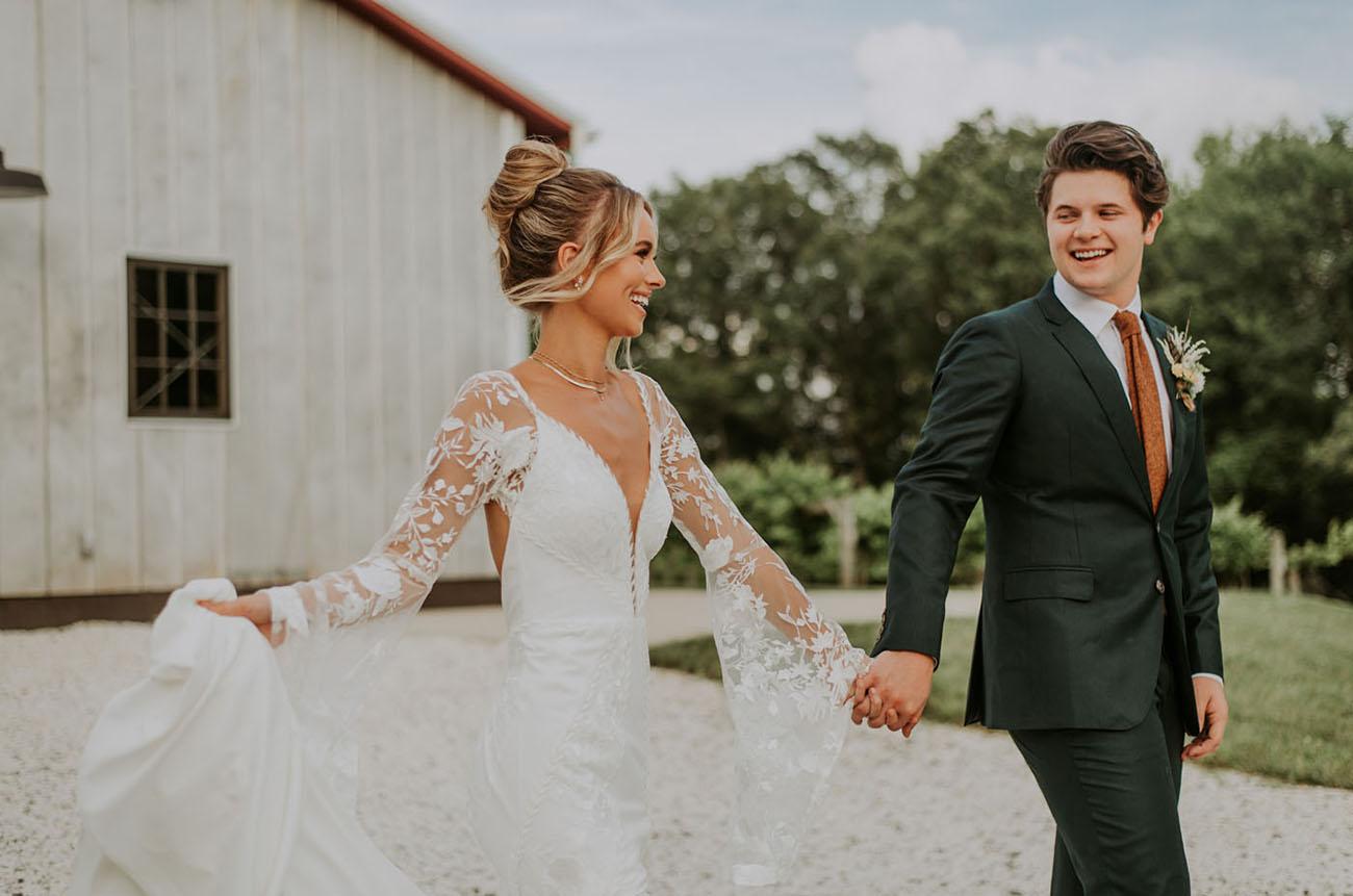 Fall Boho Wedding Inspiration