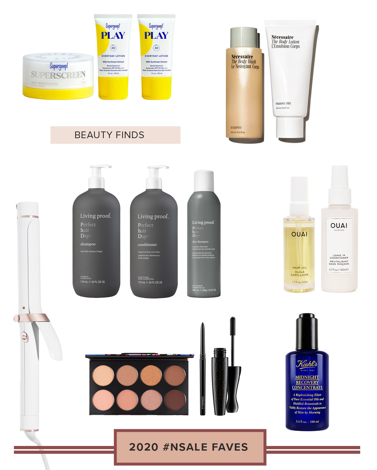 Nordstrom 2020 Anniversary Sale for Beauty