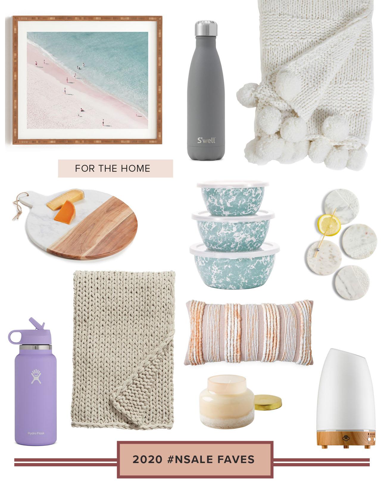 2020 Nordstrom Sale Home Favorites