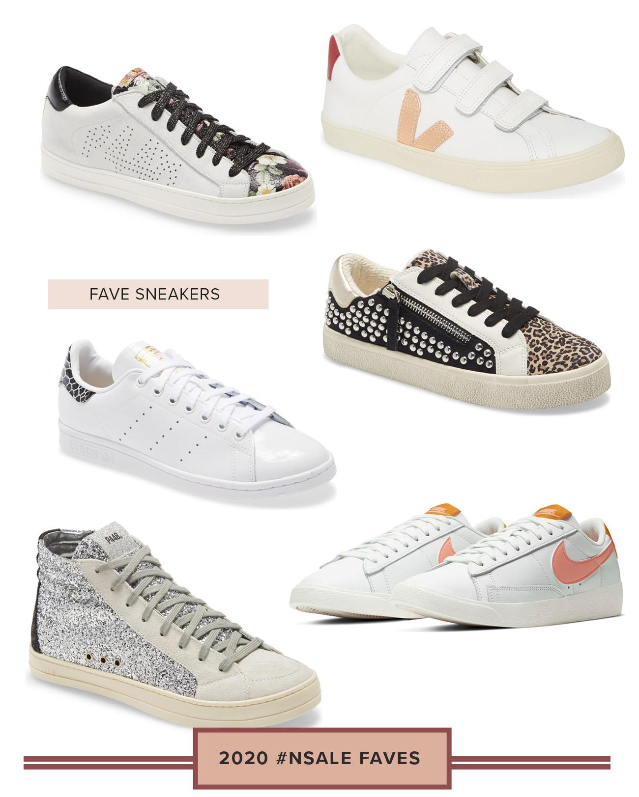 2020 Nordstrom Sale Favorites Sneakers